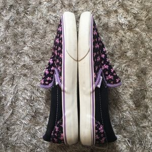 Vans Shoes - 🦋 Rare Butterfly Slip On Vans 🦋